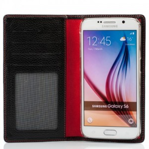 Issentiel - Housse cuir Galaxy S6